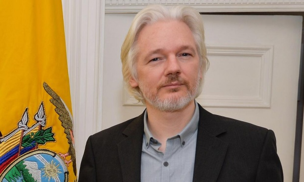 Assange Has Internet Turned Off