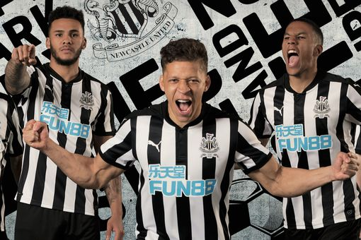 Newcastle United Launch Totally Different Kit